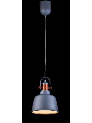 Светильник INDUSTRIAL 1820.1 SANDSILVER Lucia Tucci. Цвет: серебристый