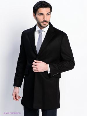Пальто Slava Zaitsev. Цвет: черный