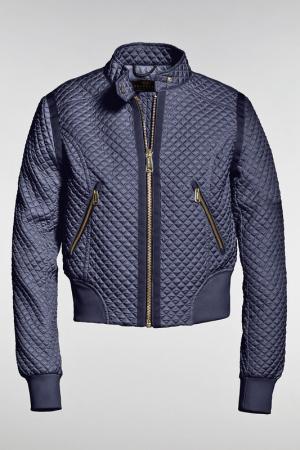 Куртка Goldbergh. Цвет: черный