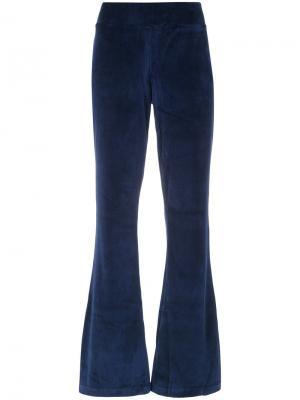 Широкие брюки Evan Lygia & Nanny. Цвет: none