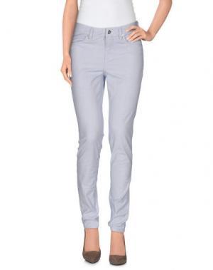 Повседневные брюки SIVIGLIA. Цвет: синий