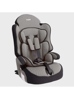 Детское автомобильное кресло ПРАЙМ Isofix SIGER. Цвет: серый