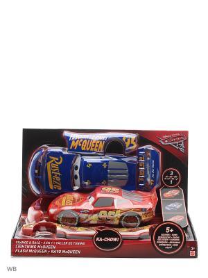 Мак Квин со сменными деталями Mattel. Цвет: синий