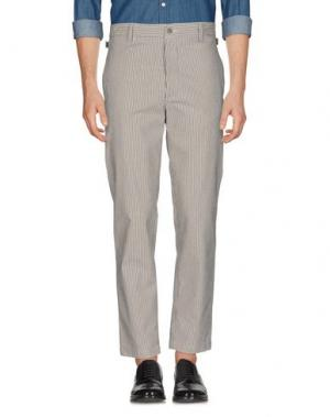Повседневные брюки EAST HARBOUR SURPLUS. Цвет: серый