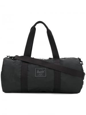 Спортивная сумка Herschel Supply Co.. Цвет: чёрный