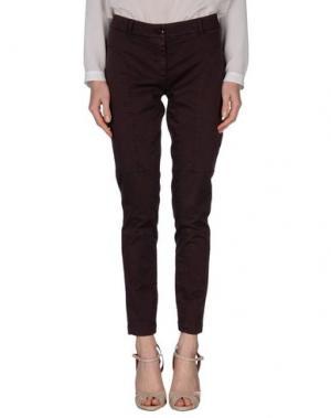 Повседневные брюки COAST WEBER & AHAUS. Цвет: баклажанный
