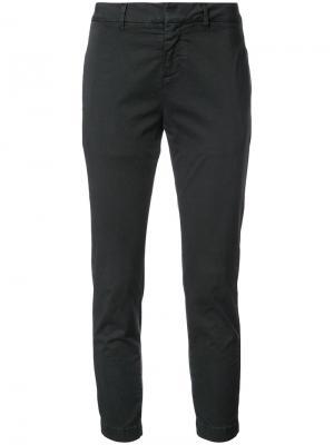Skinny trousers Nili Lotan. Цвет: чёрный
