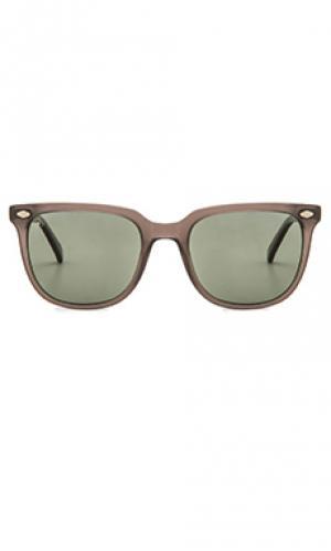 Солнцезащитные очки arlo RAEN. Цвет: уголь