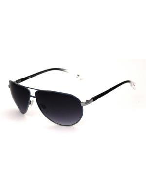 Cолнцезащитные очки Exenza. Цвет: черный, синий