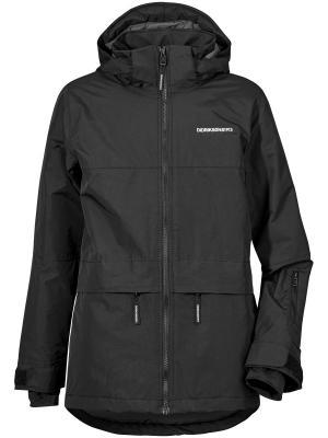 Куртка Theo DIDRIKSONS. Цвет: черный