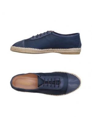 Обувь на шнурках FIORANGELO. Цвет: грифельно-синий