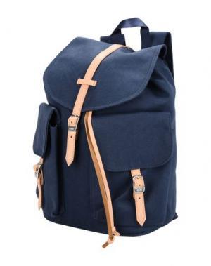 Рюкзаки и сумки на пояс HERSCHEL SUPPLY CO.. Цвет: темно-синий