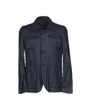 Пиджак SEALUP. Цвет: свинцово-серый