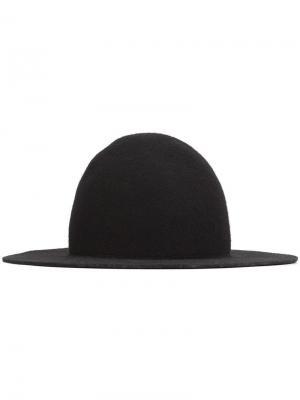 Шляпа Gaucho Liberty Or Death. Цвет: чёрный