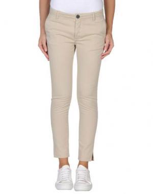 Повседневные брюки LEON & HARPER. Цвет: бежевый