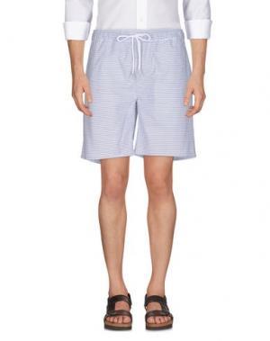 Повседневные шорты ONTOUR. Цвет: темно-синий