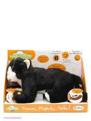 Кошка teeboo. Цвет: черный