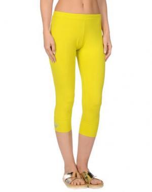 Пляжные брюки и шорты VDP BEACH. Цвет: кислотно-зеленый