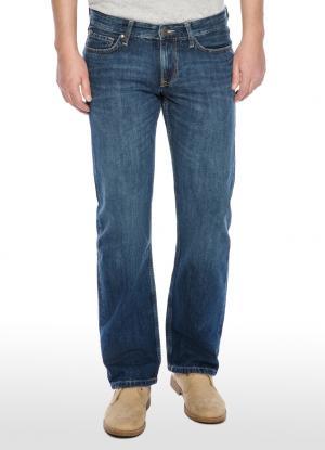 Прямые джинсы regular базового дизайна OSTIN