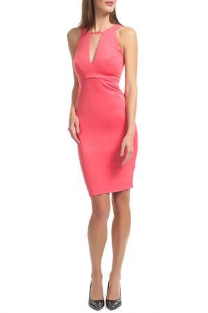 Платье LIPSY. Цвет: оранжевый