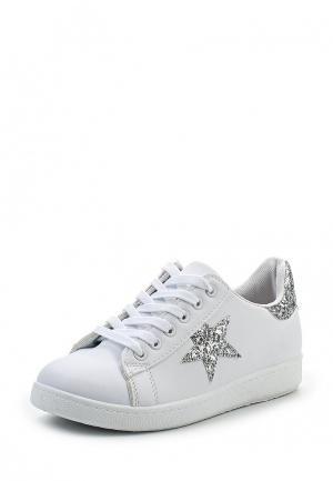 Кеды WS Shoes. Цвет: белый
