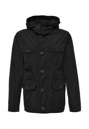 Куртка утепленная Baon. Цвет: черный