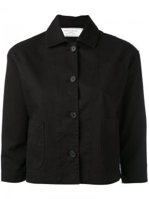 Легкий пиджак mini work Société Anonyme. Цвет: чёрный