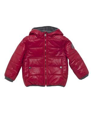 Куртка CHICCO. Цвет: красный