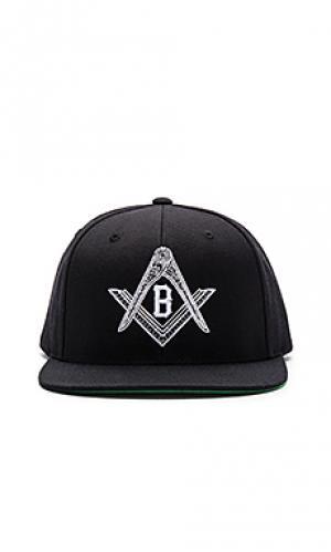 Шляпа compass Black Scale. Цвет: черный