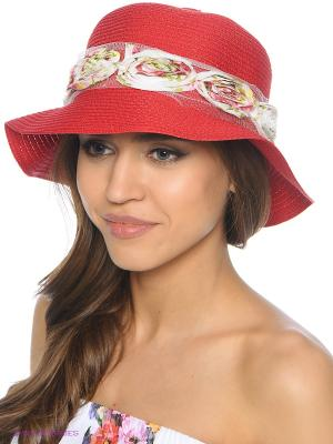 Шляпа Shapkoff. Цвет: красный