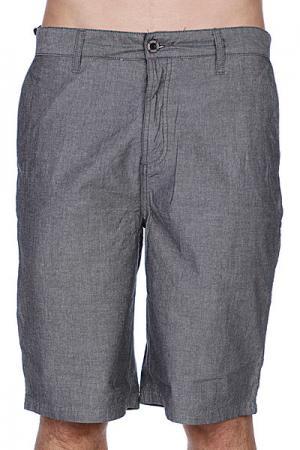 Классические мужские шорты  Bombay Chracoal Krew. Цвет: серый