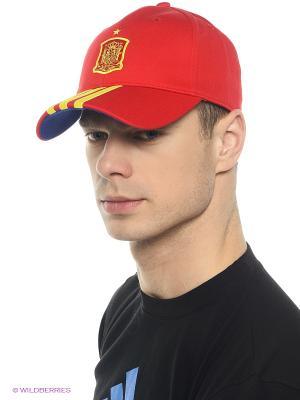 Кепка Fef 3s Cap Adidas. Цвет: красный
