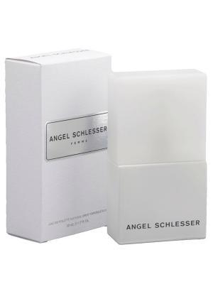 Angel Schlesser  lady, Туалетная вода, 50 мл. Цвет: молочный, бежевый