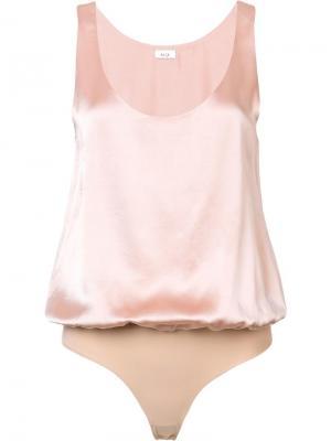 Ella bodysuit Alix. Цвет: телесный