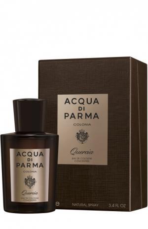 Одеколон Colonia Quercia Acqua di Parma. Цвет: бесцветный