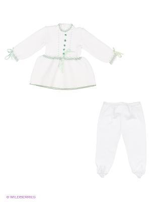 Комплект одежды St.Marco. Цвет: зеленый