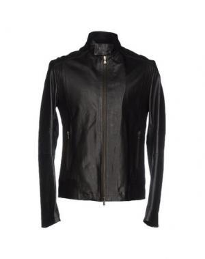 Куртка JET SET. Цвет: темно-коричневый