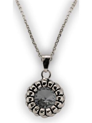 Ожерелье NAVELL. Цвет: светло-серый, золотистый