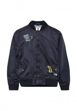 Куртка Z Generation. Цвет: синий