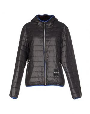 Куртка BLOMOR. Цвет: свинцово-серый