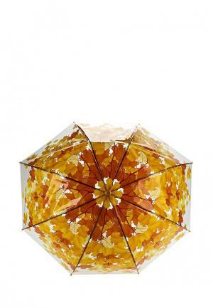 Зонт-трость Modis. Цвет: оранжевый