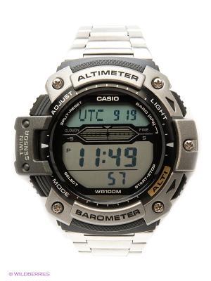 Часы Casio SGW-300HD-1A. Цвет: черный