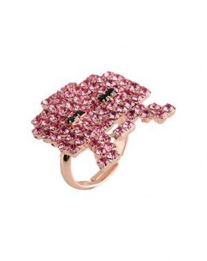 Кольцо LISA C BIJOUX. Цвет: розовый
