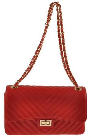 Сумка FLORENCE BAGS. Цвет: красный