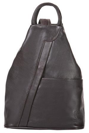 Рюкзак FLORENCE BAGS. Цвет: darkbrown