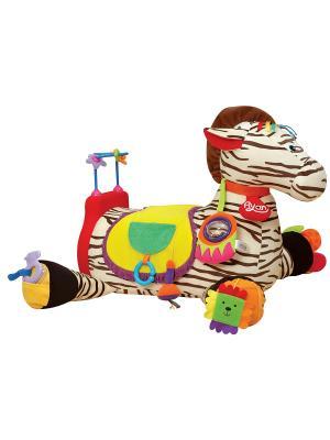 Игровой набор Зебра 28 K'S Kids. Цвет: белый