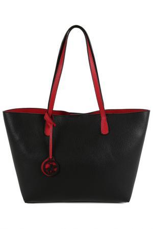Сумка Beverly Hills Polo Club. Цвет: black, red