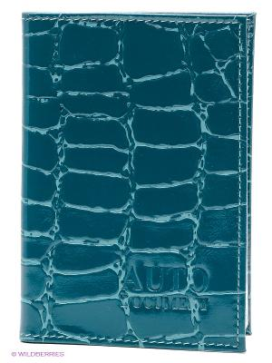 Обложка Vittorio Richi. Цвет: бирюзовый