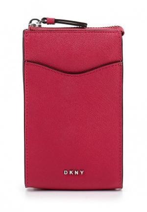 Чехол для iPhone DKNY. Цвет: розовый