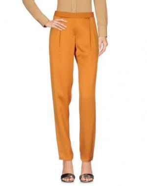 Повседневные брюки ROSEANNA. Цвет: ржаво-коричневый
